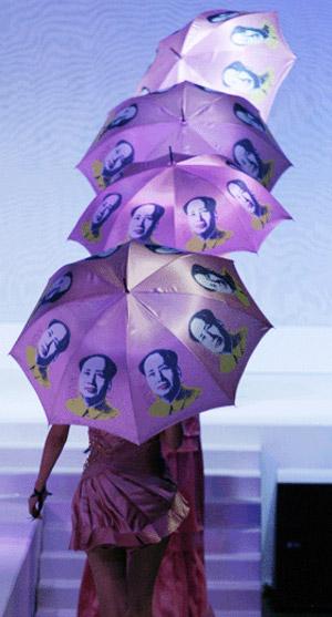 Mao icona fashion