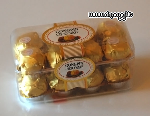 Ferrero Rocher Cina