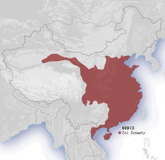 dinastia Sui