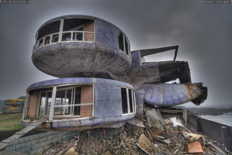 Condominium-Il villaggio fantasma di Sanjhih