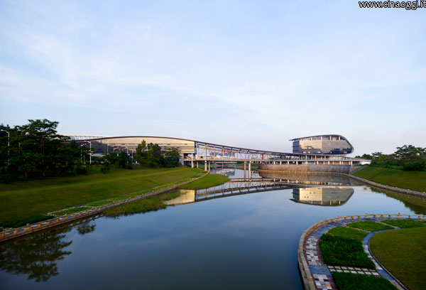 university-town-library_shenzhen_3-biblioteca dell'Università della Scienza e Tecnologia di Shenzhen