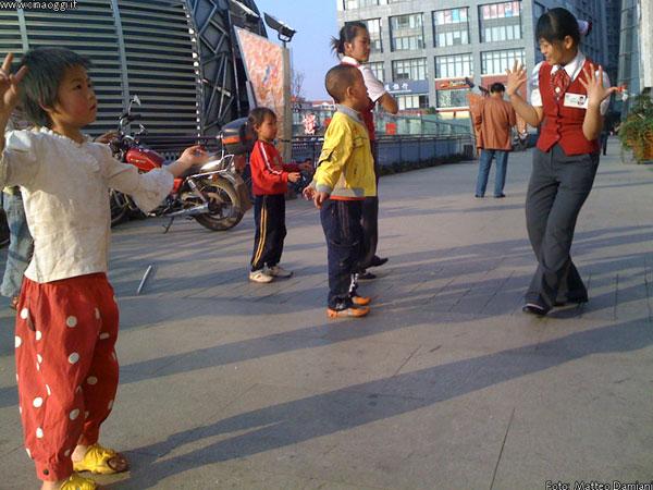 Immagini di bambini cinesi