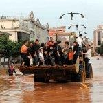Lo Yunnan sott'acqua: le immagini