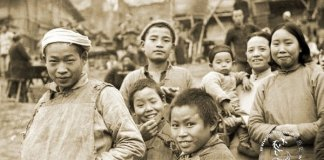 foto storiche di Chongqing