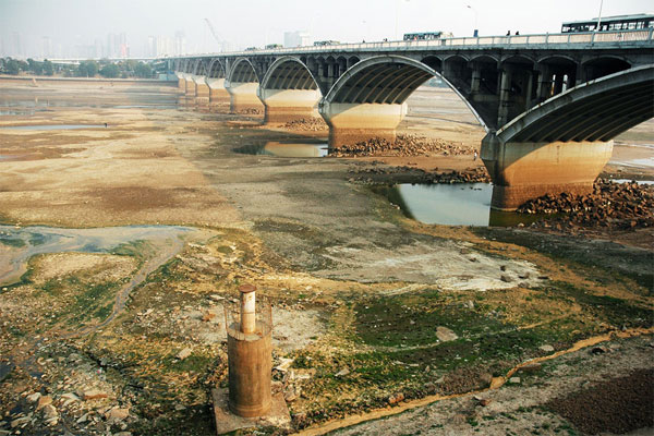 china_drought-11'Foto di siccità in Cina