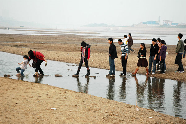 china_drought-4-Foto di siccità in Cina