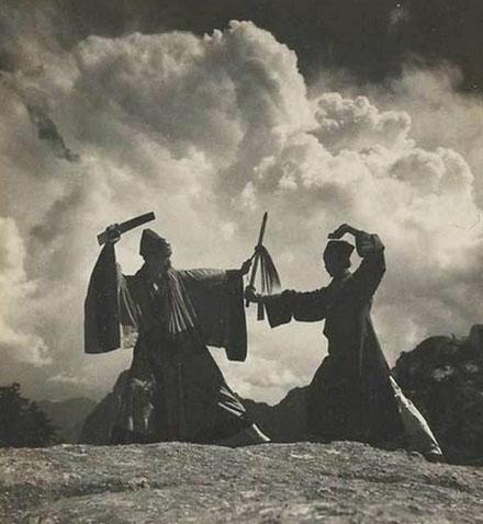immortali taoisti