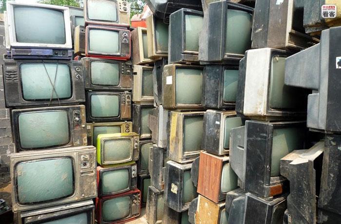 rifiuti in Cina-rifiuti elettronici in Cina
