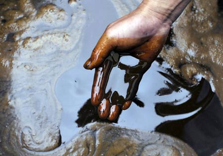 olio riciclato in CIna