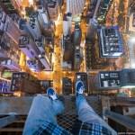 Hong Kong dall' alto