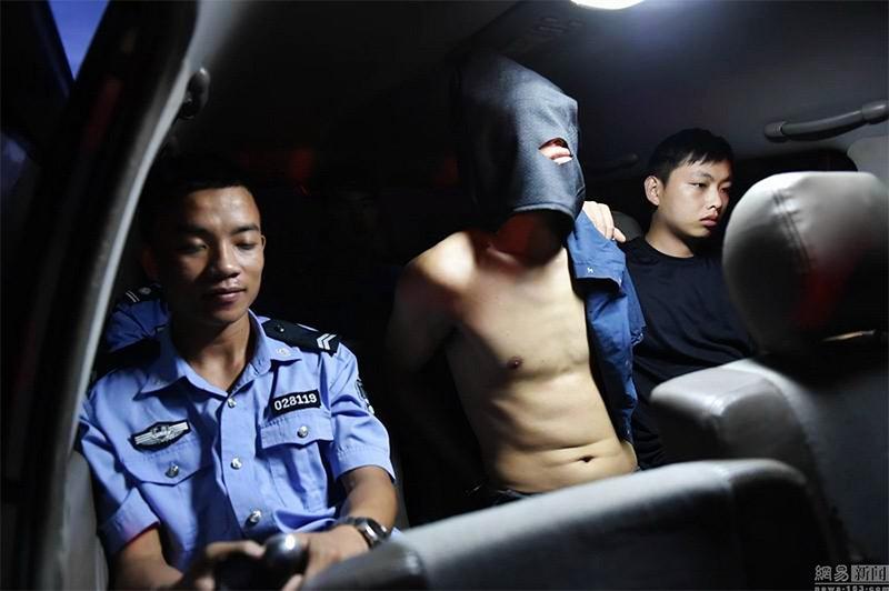 Lotta al traffico di droga in Cina