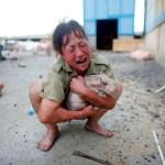 Le forti piogge in Cina causano la morte di 87 persone, migliaia evacuati
