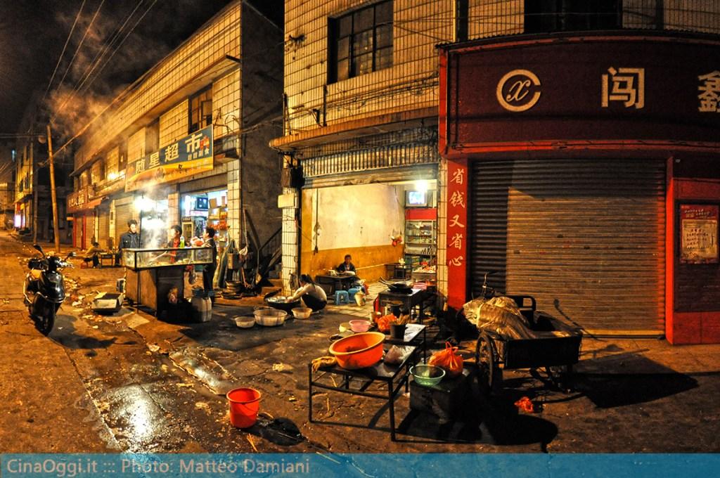 villaggio urbano cinese