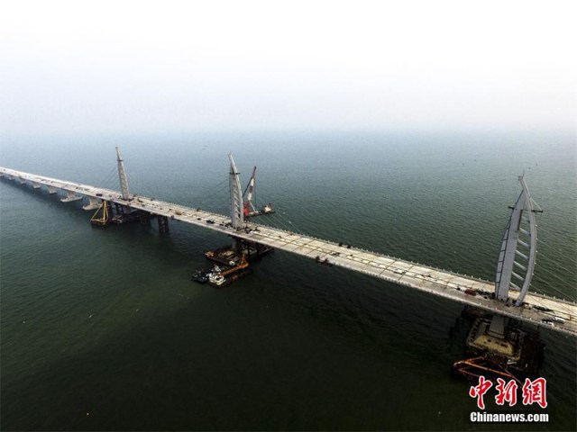 Il progetto dovrebbe migliorare l'accesso al mercato globale della regione attraverso Hong Kong.