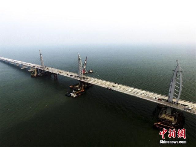 Ponte sul mare più lungo del mondo