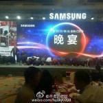 I dirigenti cinesi di Samsung in ginocchio di fronte ai distributori