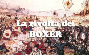 rivolta dei boxer