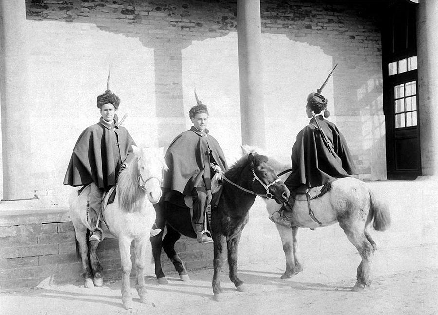 Soldati italiani a Tianjin