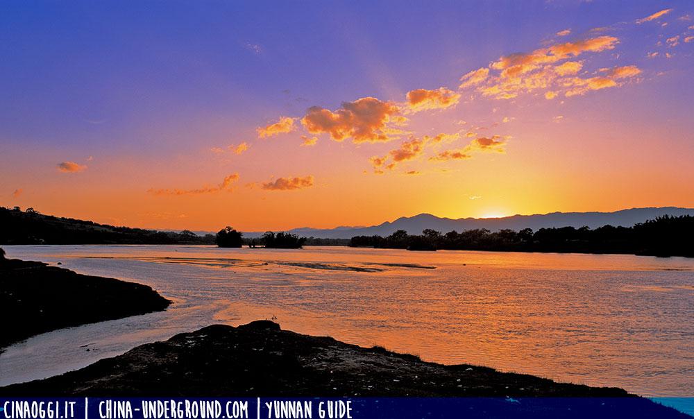 Il fiume Ruili