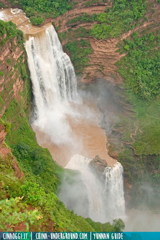 cascate di Santan