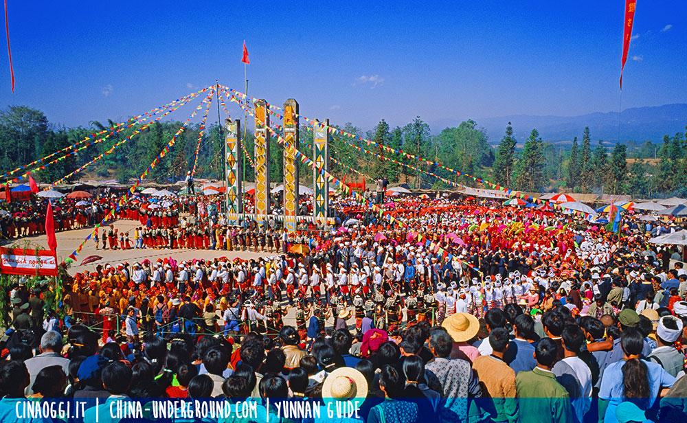 MUNAOZONGGE festival