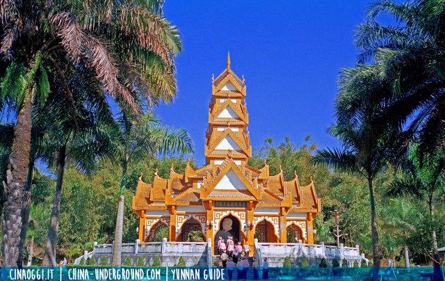 Viaggio a Dehong