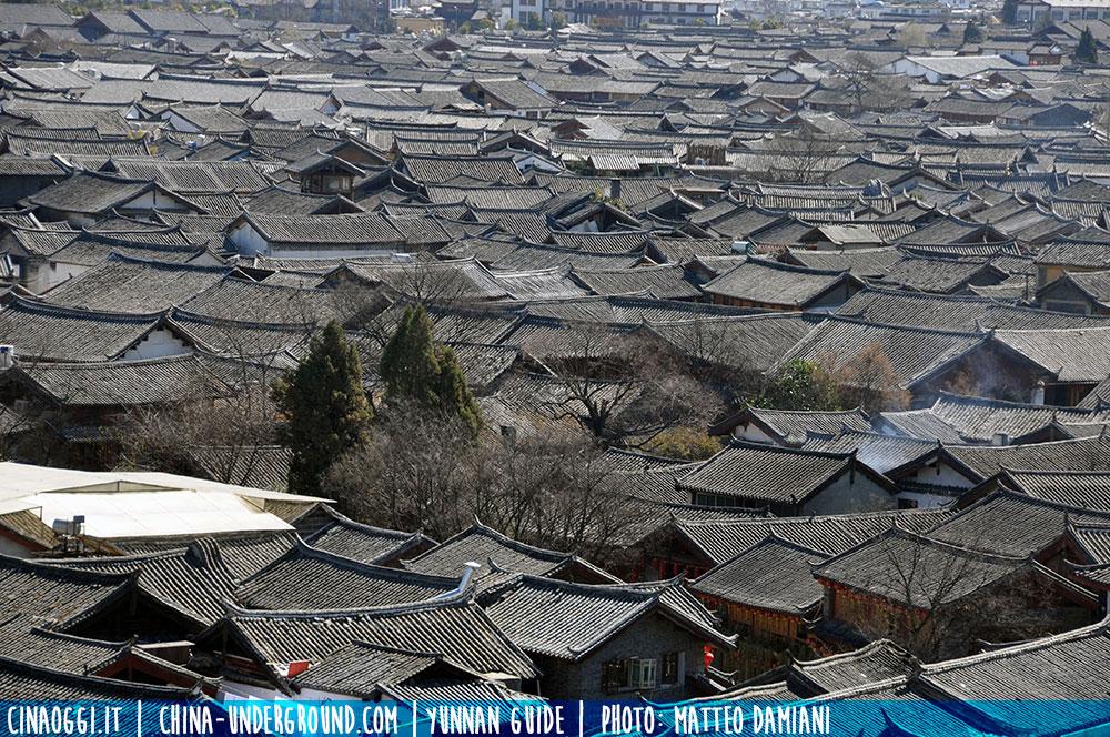 Viaggio a lijiang la culla dell antica cultura dongba for Tetti giapponesi