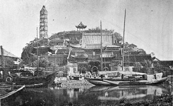Nella terra delle pagode