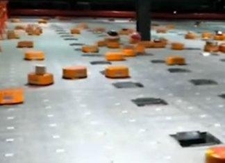 Robot spedizionieri