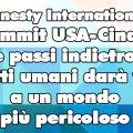 Summit USA-Cina