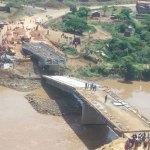 Ponte cinese da 12 milioni di dollari crolla prima dell'inaugurazione in Kenya