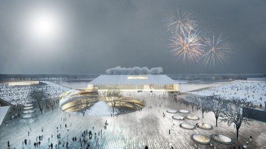 Chang-Chung---winter-plaza-view