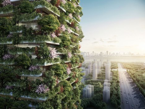Nanjing-Vertical-Forest