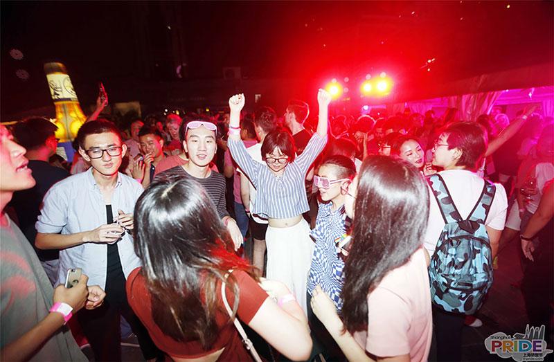 diritti lgbtq a shanghai