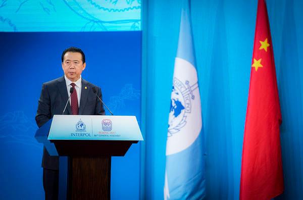 meng-hongwei-capo dell'Interpol arrestato in cina