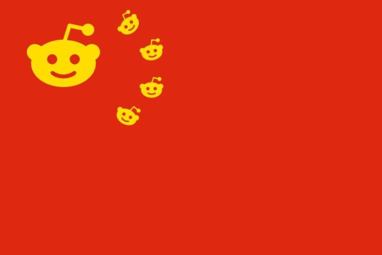reddit Cina