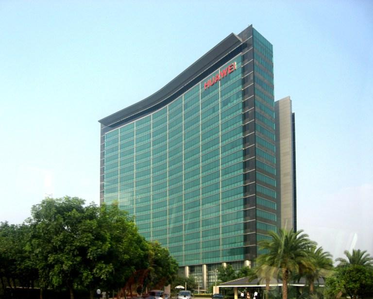 Huawei shenzhen sede
