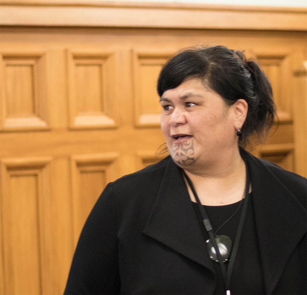 Nanaia Mahuta