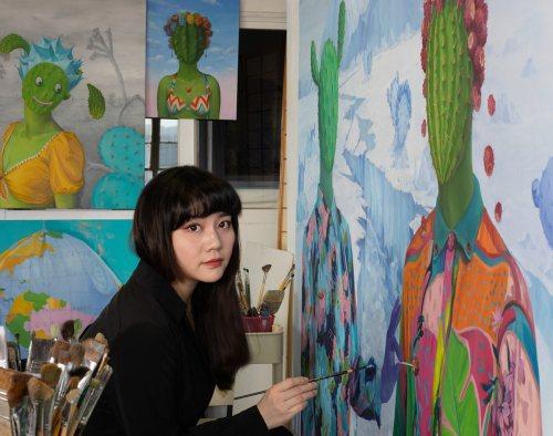 Intervista con l'Artista Jingyi Wang