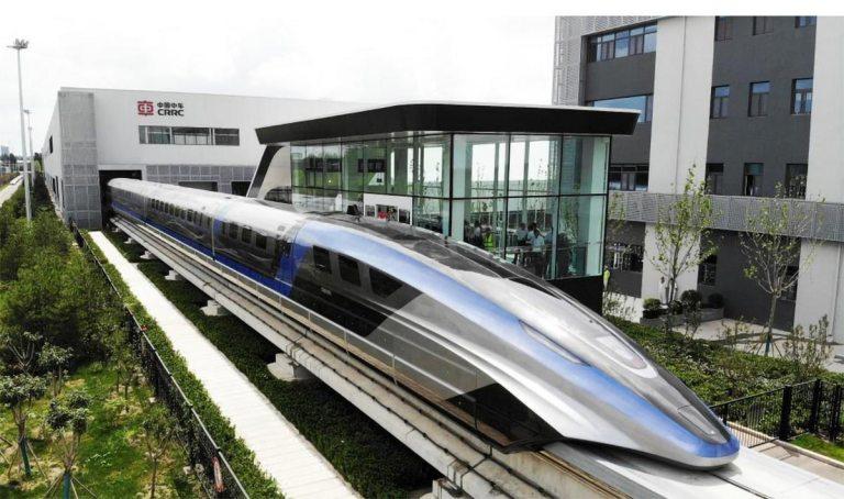 treno piu veloce del mondo