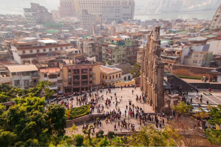 Macau economia