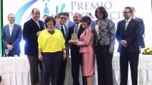 Foto Premio Oro a la Calidad 2015