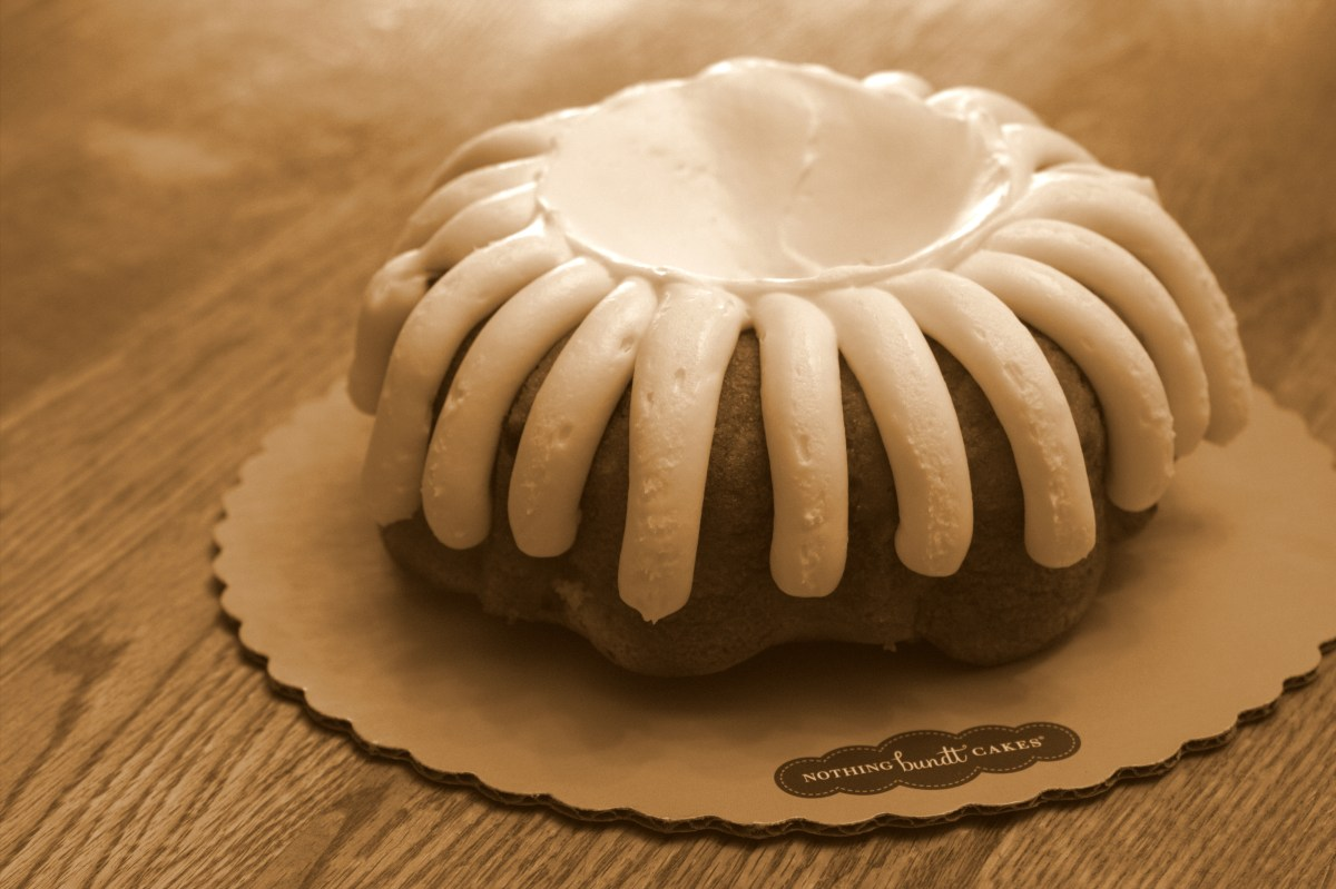 Nothing Bundt Cakes Coupon 2018