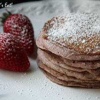 Strawberry Pancakes [recipe]