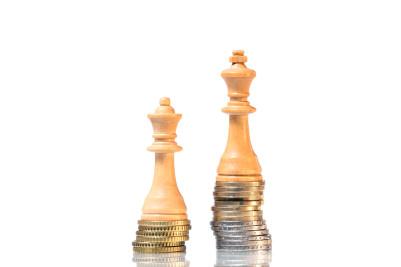 Wage Gap Between Men & Women