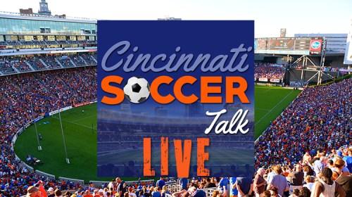 Cincinnati Soccer Talk LIVE