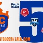 USL Featured Five
