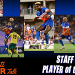 2016 CST Yearly Awards – Staff/Panel Player of the Year