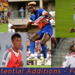 Big Board: Potential 2017 FC Cincinnati Additions – Forwards