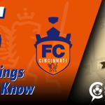 Preseason – FC Cincinnati vs. Sacramento Republic FC: 5 Things to Know